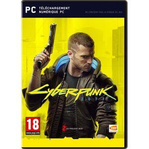 JEU PC NOUVEAUTÉ CYBERPUNK 2077 Edition Day One Jeu PC