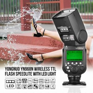 FLASH YONGNUO YN968N Sans fil TTL Flash Speedlite 1/8000