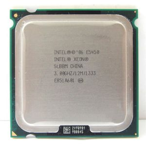 PROCESSEUR Intel Xeon E5450 Quad Core 3.0 GHz 12 MB SLANQ SLB