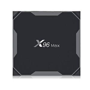 BOX MULTIMEDIA X96 MAX S905XII 4K TV Box 4 Go - 64 Go Smart Media