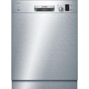 LAVE-VAISSELLE Silence plus lave-vaisselle BOSCH SMU25AS00E