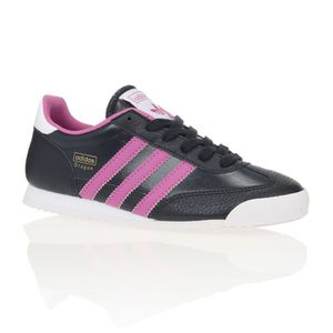 2adidas dragon fille rose