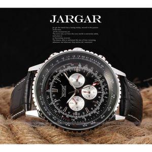 MONTRE JARAGAR Montre Automatique De Mode Homme Horloge C