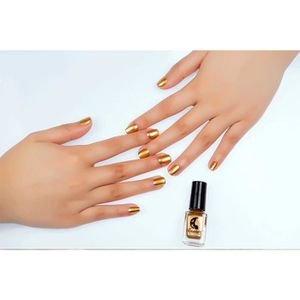 Vernis a ongle dore achat vente vernis a ongle dore for Vernis a ongle miroir