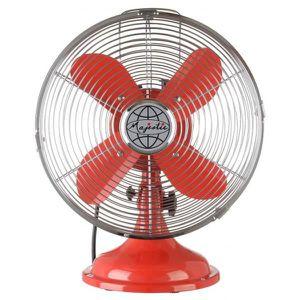VENTILATEUR Ventilateur majestic rouge