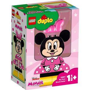 ASSEMBLAGE CONSTRUCTION LEGO® DUPLO® 10897 Ma Première Minnie À Construire