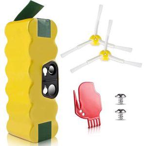 PIÈCE ENTRETIEN SOL  iRobot Roomba Morpilot Batterie Ni-MH 4050mAh pour
