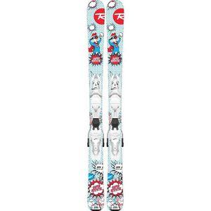 SKI Pack De Ski Rossignol Super Roostie + Fixations Te