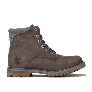 Timberland Boots Waterville 6 Inch Gris Femme