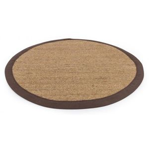 tapis rond naturel achat vente tapis rond naturel pas. Black Bedroom Furniture Sets. Home Design Ideas
