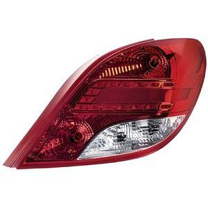 feu arri/ère LED Verre Transparent 83/x 22/mm E de Marque de contr/ôle Universel