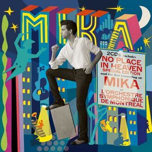 CD POP ROCK - INDÉ No place by Mika (CD)