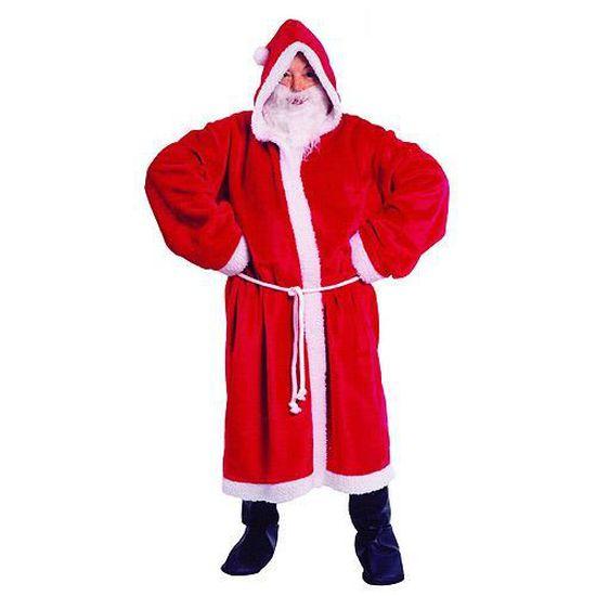 Père Noël Costume Manteau père Noël Costume taille xl 54//56 père NOËL santa