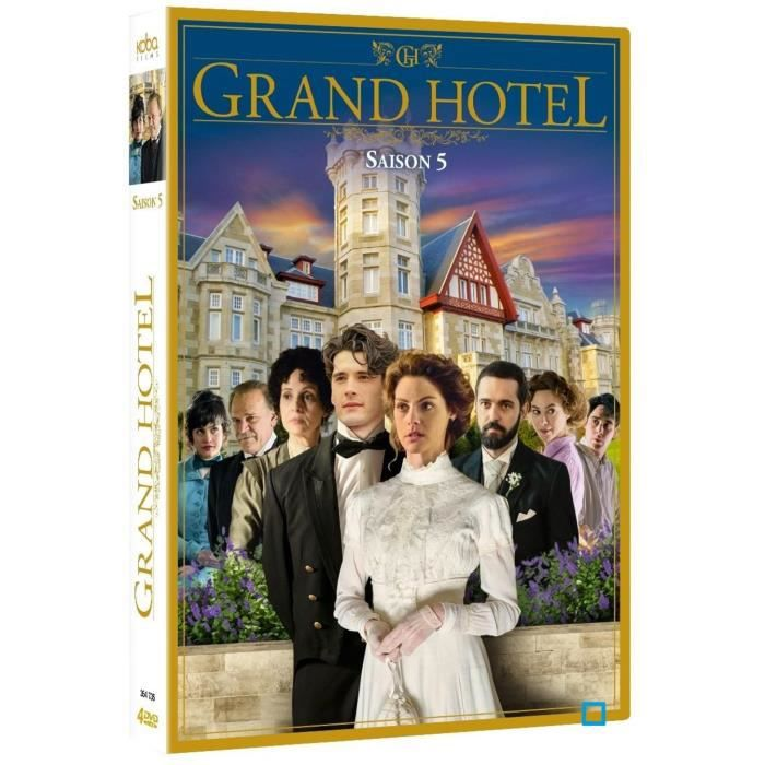 Dvd grand hotel saison 5 en dvd s rie pas cher cdiscount for Grand hotel pas cher