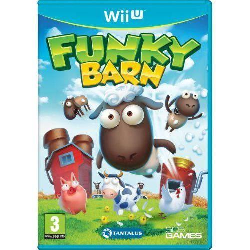 505 Games SWI2F01 - JEUX VIDEO - WII U - Funky Barn [import italien]