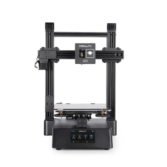 Imprimante 3D 3en1 Creality Routeur En Bois Cnc 500mw Gravure au Laser Ender Cp 01 Fdm Impression 3D Pla Abs Noir