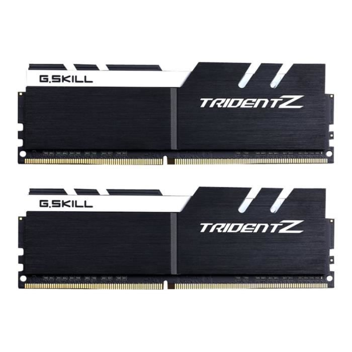 GSKILL RAM PC4-28800 / DDR4 3600 Mhz F4-3600C16D-16GTZKW -...
