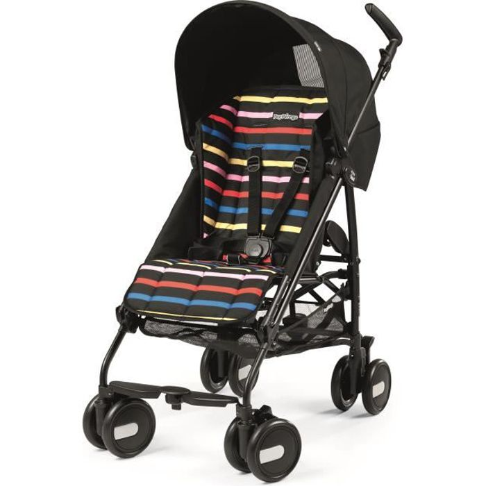 PEG PEREGO Poussette Canne Pliko Mini Multicolore