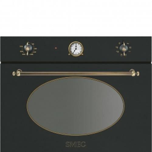 Smeg SF4800MAO, Petite, Four électrique, 40 L, 3300 W, 40 L, 3300 W