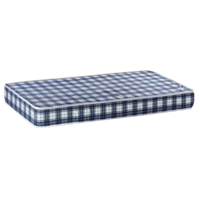 matelas bluroba 140x190 paisseur 15 cm achat vente matelas cdiscount. Black Bedroom Furniture Sets. Home Design Ideas