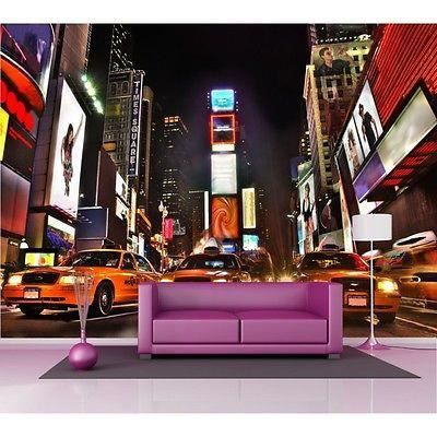 Sticker g ant new york taxi 2 6 x3 6 m p126 achat vente stickers cdiscount - Sticker geant new york ...