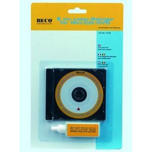 NETTOYAGE - ENTRETIEN Beco 712.89, CD's-DVD's, 8 cm
