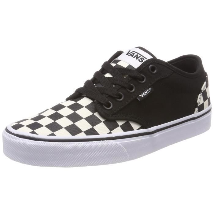 Vans Atwood Baskets homme 3CD2W9 Taille-39 Noir - Achat ...