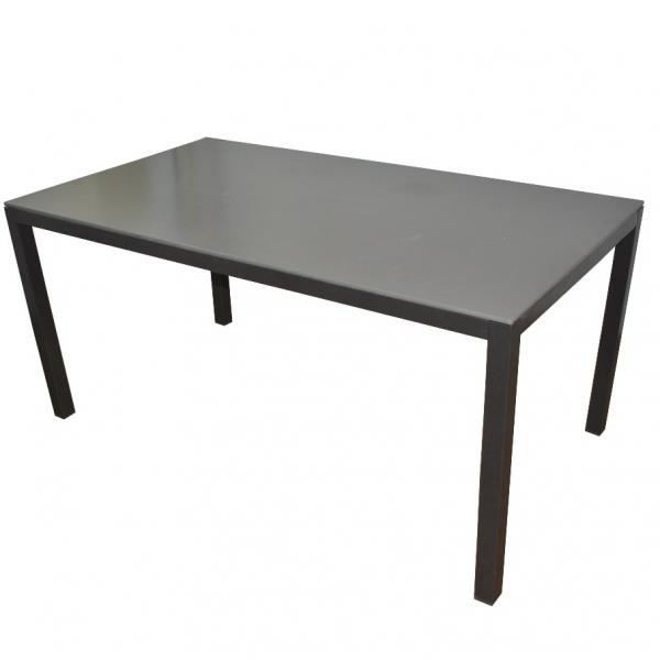 Table Cr Ation En Aluminium Coloris Bronze Achat Vente