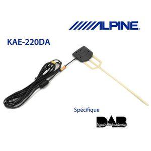 Pioneer DAB antenne DAB-A1 SMB Connexion Radio Numérique Intérieur Pare-brise