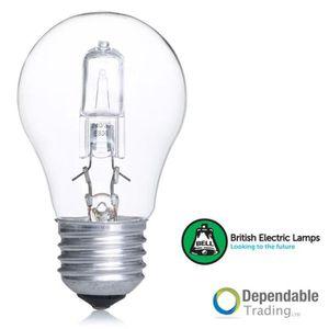 AMPOULE - LED 42w = 60w ES (E27) Ampoule Claire Halogène Basse C