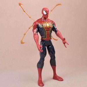 POUPÉE Zencart Nouveau Hot 15 Cm Avengers Spiderman Super