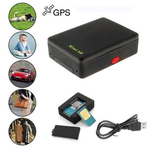 TRACAGE GPS Global Locator Real mini temps voiture enfants a8
