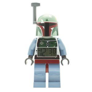 RÉVEIL ENFANT LEGO® STAR WARS RÉVEIL - FIGURINE BOBA FETT