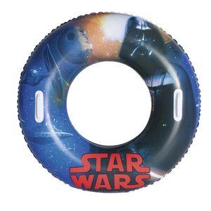 BOUÉE TRACTABLE BESTWAY Bouée Star Wars - 2 décors assortis - 91 c