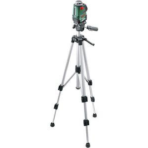TÉLÉMÈTRE - LASER BOSCH Niveau laser 360° PLL 360 + trépied