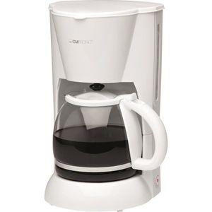 CAFETIÈRE CLATRONIC KA 3473 Cafetière filtre – Blanc