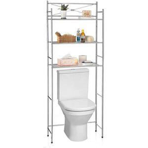 COLONNE - ARMOIRE WC Etagère de salle de bain MARSA meuble de rangement