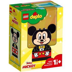 ASSEMBLAGE CONSTRUCTION Lego 10898 Mon Premier Mickey À Construire