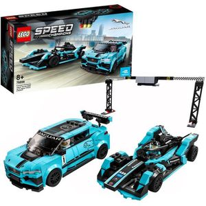ASSEMBLAGE CONSTRUCTION LEGO® Speed Champions 76898 - Formula E Panasonic