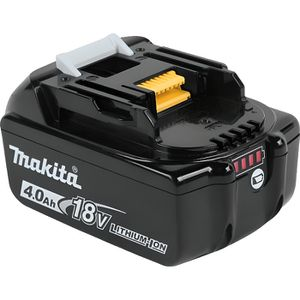 BATTERIE MACHINE OUTIL Batterie MAKITA BL1840B Li-Ion 18 V 4,0 Ah avec Té