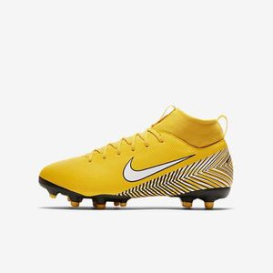 huge selection of 9a913 4423e CHAUSSURES DE FOOTBALL Nike Mercurial Superfly VI Academy Neymar Jr. MG, ...