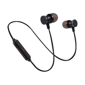 CASQUE - ÉCOUTEURS OEM - Ecouteurs Bluetooth Metal pour LG K11 Smartp