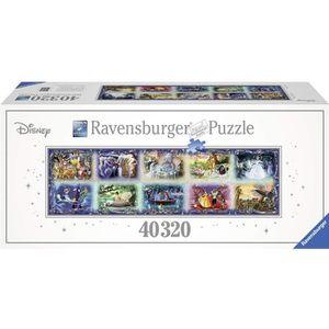 PUZZLE Ravensburger - 17826 - Puzzle Moments Disney 40000