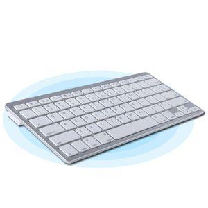 CLAVIER D'ORDINATEUR TD® Mini clavier sans fil ordinateur télévision sm