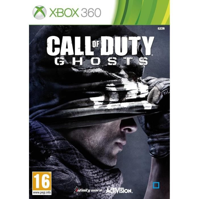 JEUX XBOX 360 Call Of Duty Ghosts Jeu XBOX 360