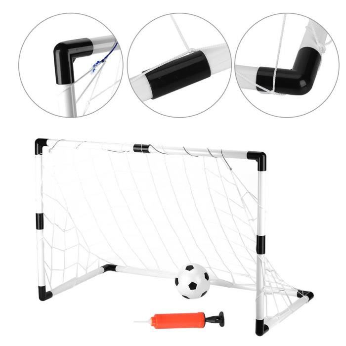 Buts de football sportifs filet de but de football extérieur intérieur jeux de plein air filet de but de football portable léger