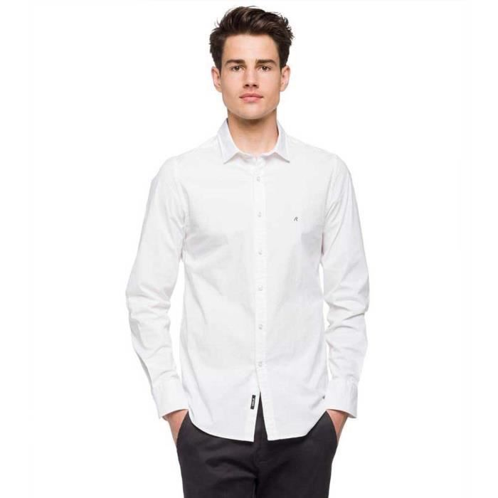 Vêtements Homme Chemises Replay M4941d