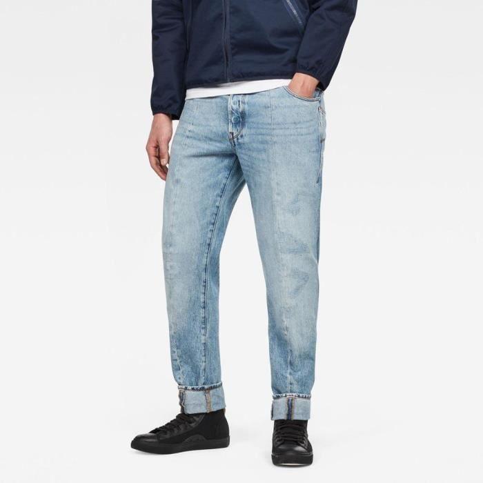 Vêtements Homme Pantalons Gstar Lanc 3d Tapered L32