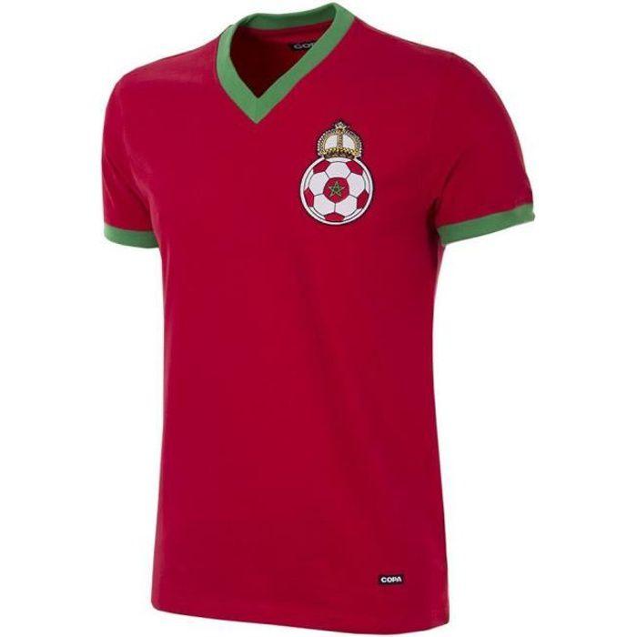 Maillot Copa Maroc 1970