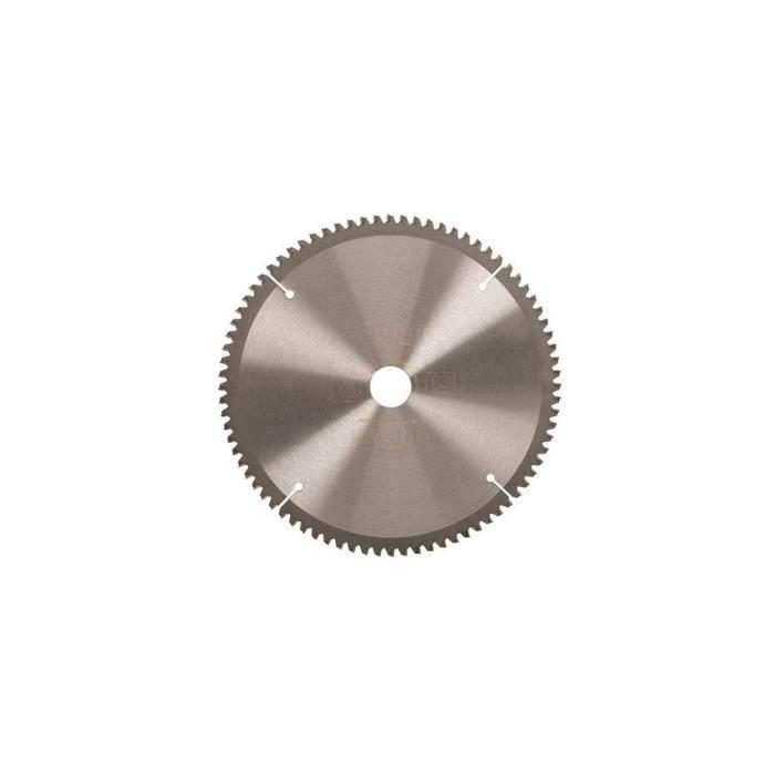 Lame de scie circulaire D. 250 x 30 mm x Z : 80 dents - 633353